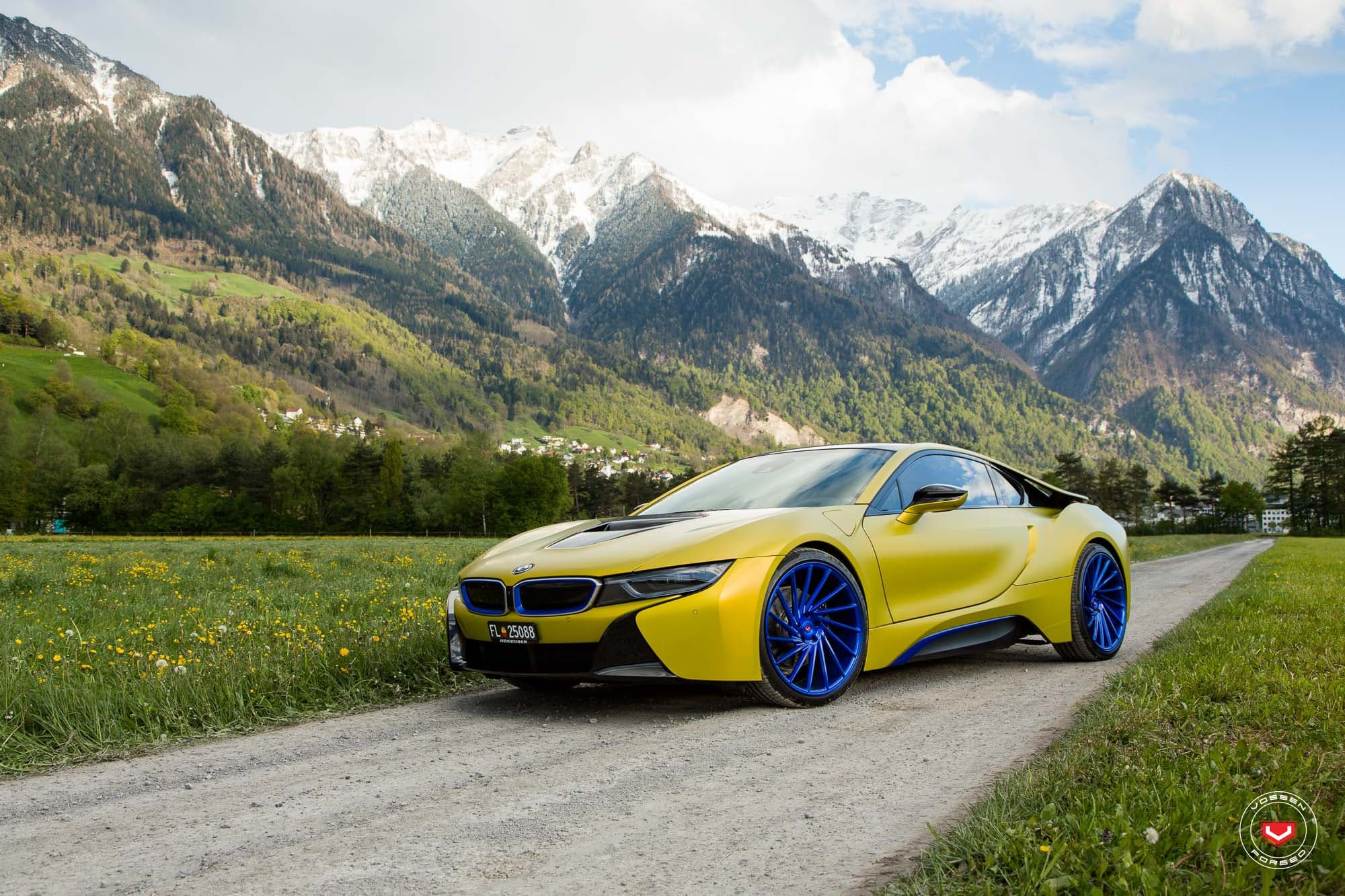 BMW i8 2016 Wallpapers High Quality and Resolution 14+