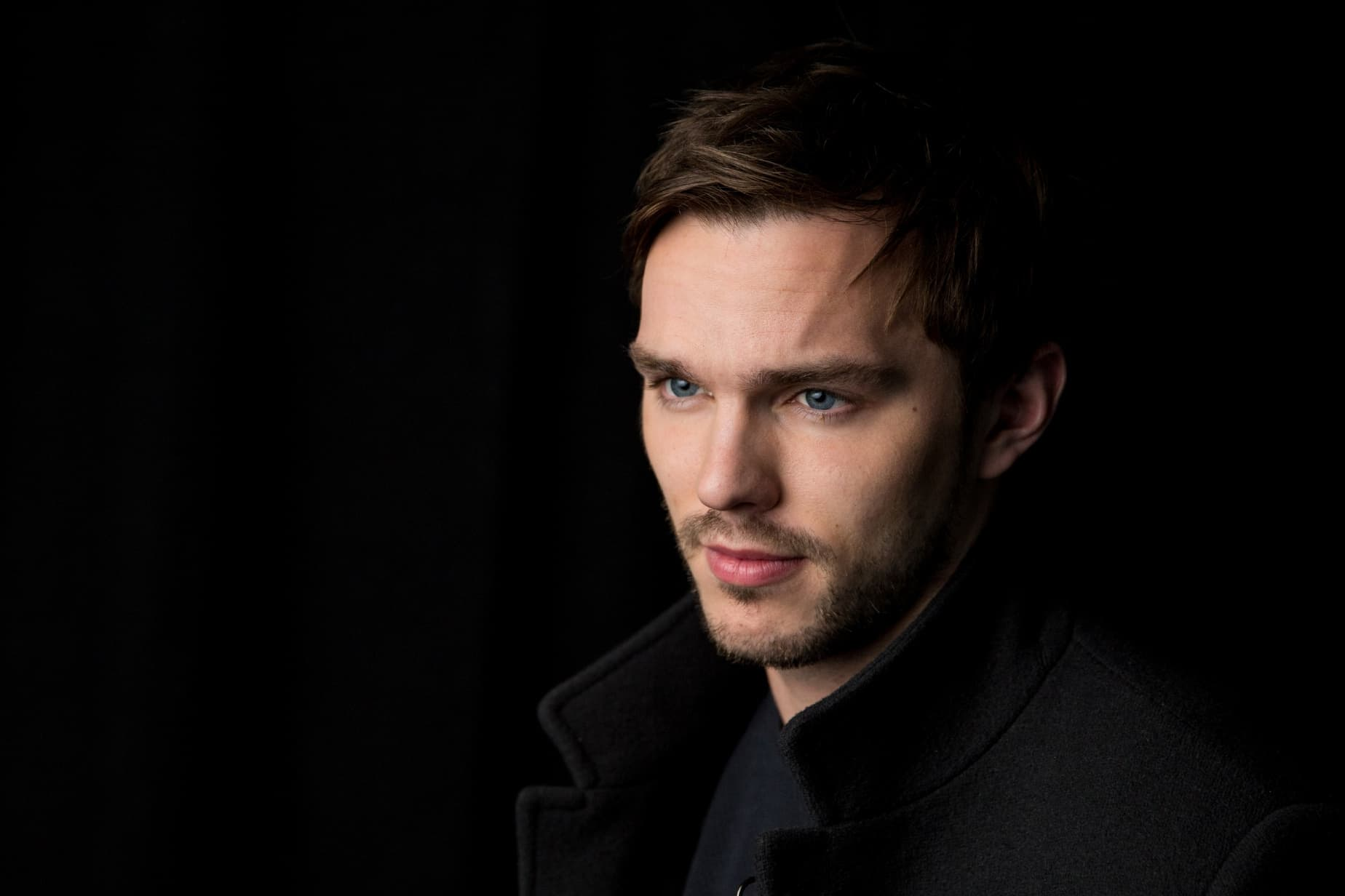 Nicholas Hoult desktop wallpaper widescreen