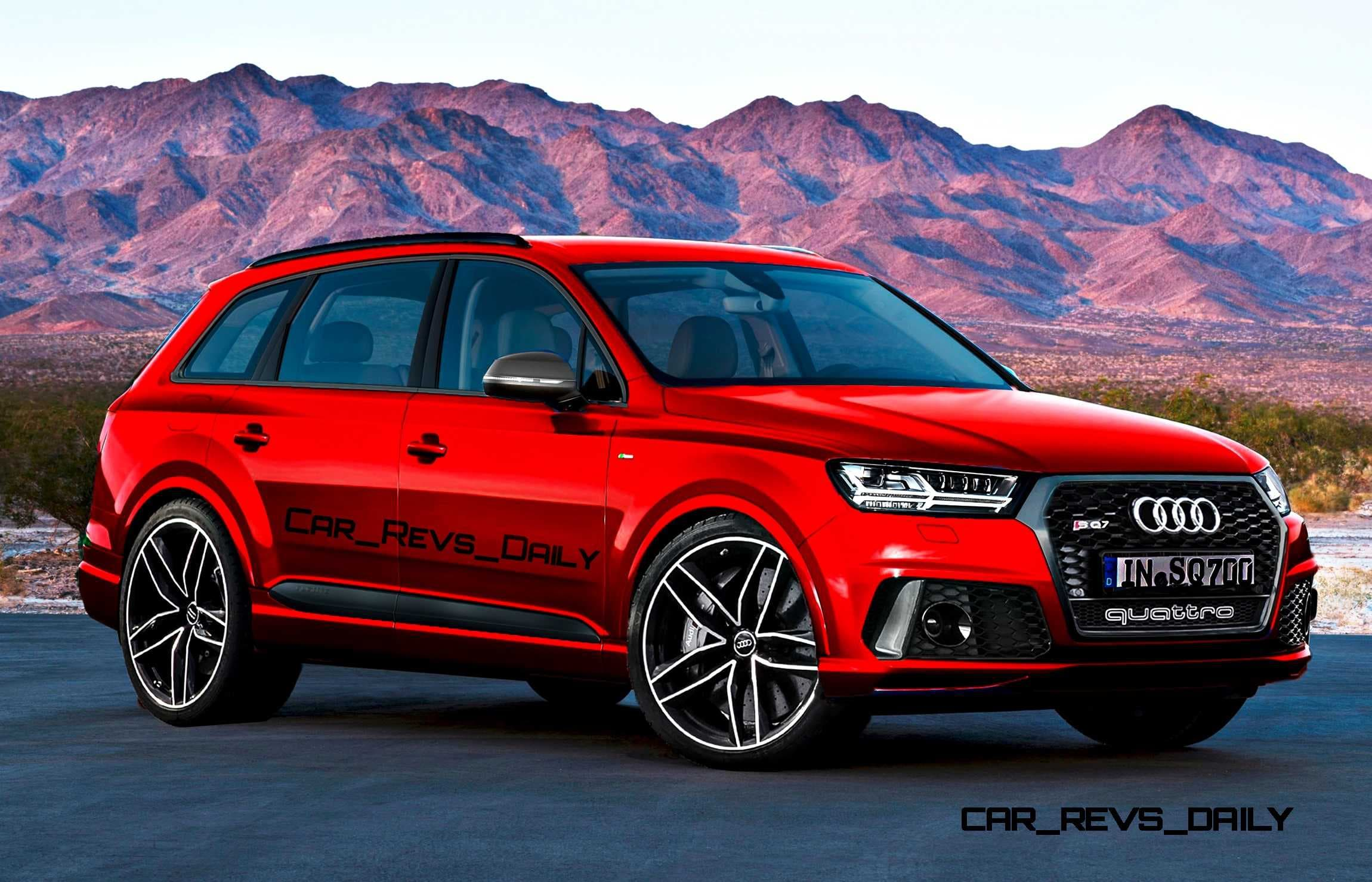 Audi Suv Models >> Audi Q7 2016 S Line wallpapers High Resolution 15+