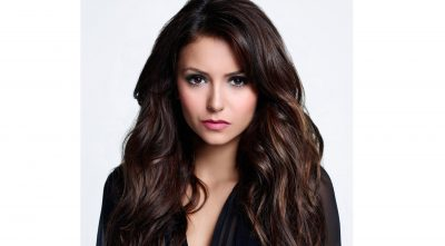 young Nina Dobrev wallpaper 02