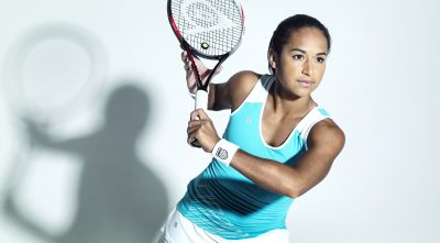Heather Watson widescreen