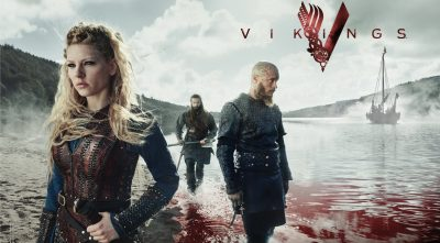 Vikings - Katheryn Winnick As Lagertha desktop wallpaper for PC