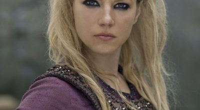 Vikings - Katheryn Winnick As Lagertha - makeup