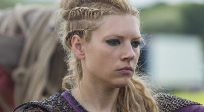 Vikings - Katheryn Winnick As Lagertha - hair