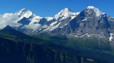 wallpaper of mountain Eiger