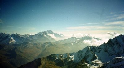 Mountain – Grand Combin