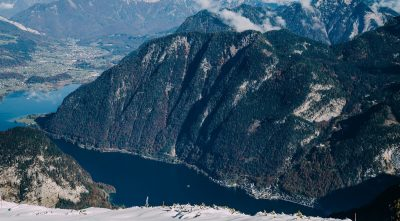 Austria, Alps, - Mountain Dachstein background