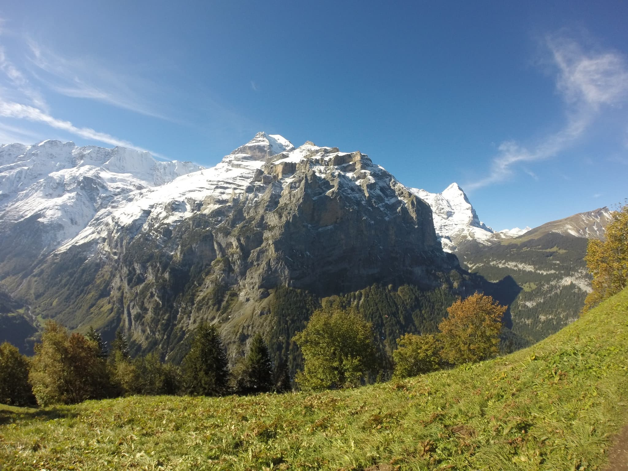 Switzerland Mountain Jungfrau Hd Desktop Wallpapers