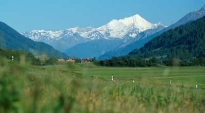 Switzerland, - mountain Weisshorn field
