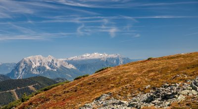 Austria, Alps, - Mountain Dachstein in summer