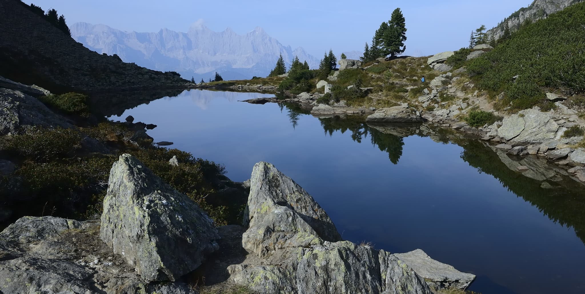Austria, Alps, - Mountain Dachstein