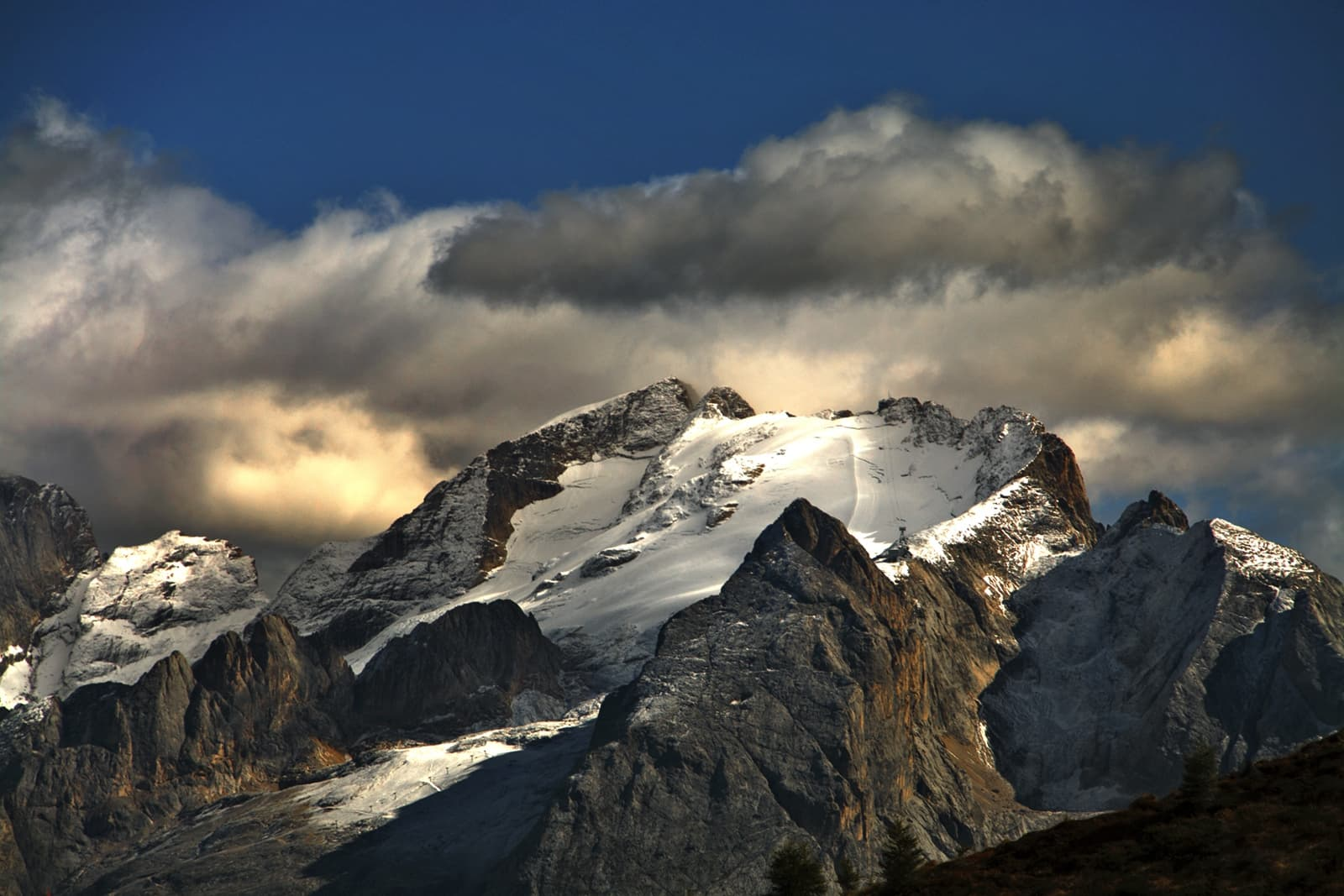 Italy - mountain Marmolada