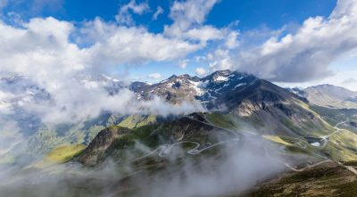 mountain, - Grossglockner landscape