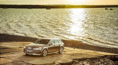 2017 Audi A6 allroad for desktop