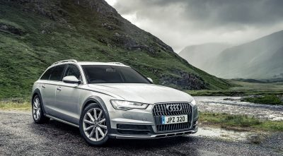 2017 Audi A6 allroad HD