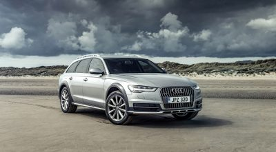 2017 Audi A6 allroad full HD image