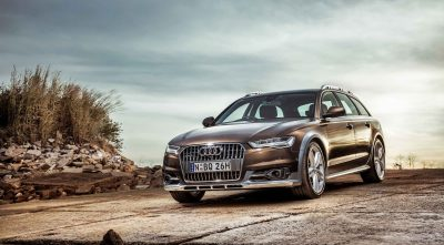 2017 Brown Audi A6 Allroad