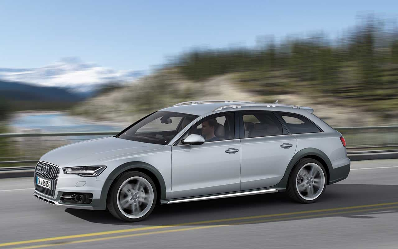 2017 audi a6 allroad wallpapers hd. Black Bedroom Furniture Sets. Home Design Ideas