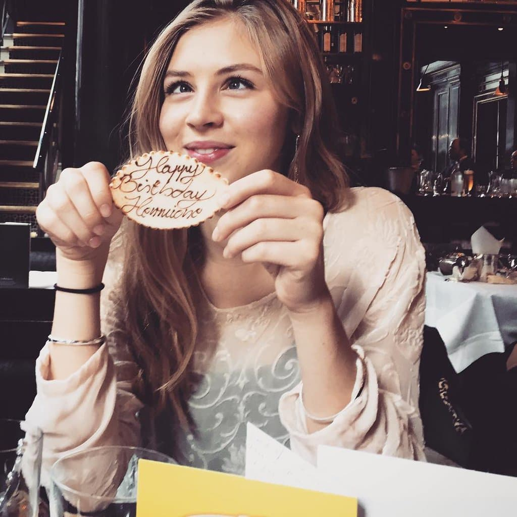 photo of Hermione Corfield