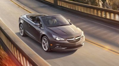 2017 green Buick Cascada Convertible pictures
