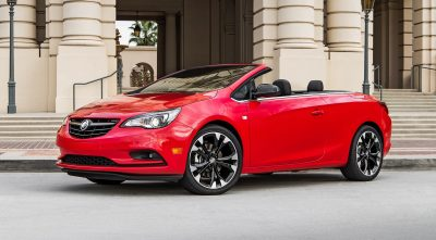 2017 new Buick Cascada Convertible beautiful High Quality