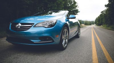 2017 Buick Cascada Convertible headlights HD backgrounds
