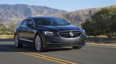 Buick Lacrosse 2017 cool computer wallpaper
