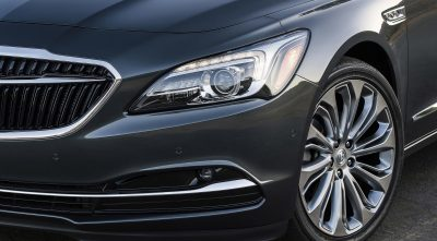 Buick Lacrosse 2017 headlights