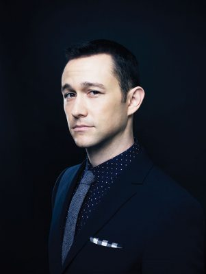 Hollywood actor Joseph Gordon Levitt as Edward Snowden