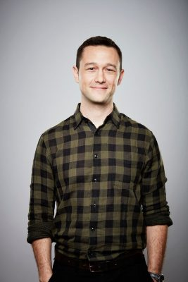 happy Joseph Gordon Levitt