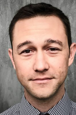 pictured Joseph Gordon Levitt (face)
