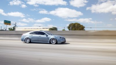 2017 Acura TSX motion in high quality