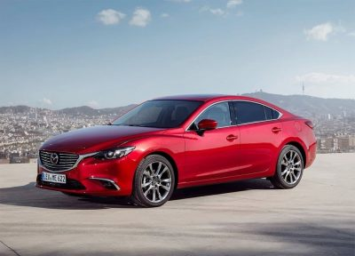 2017 Mazda 6 Sedan wallpapers