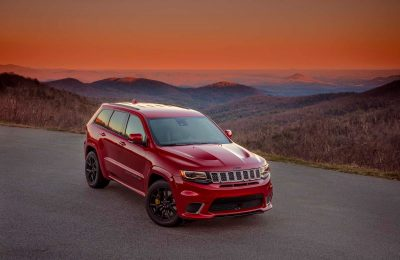 2018 Jeep Grand Cherokee Trackhawk wallpaper