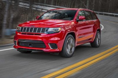Jeep Grand Cherokee Trackhawk SRT 2018