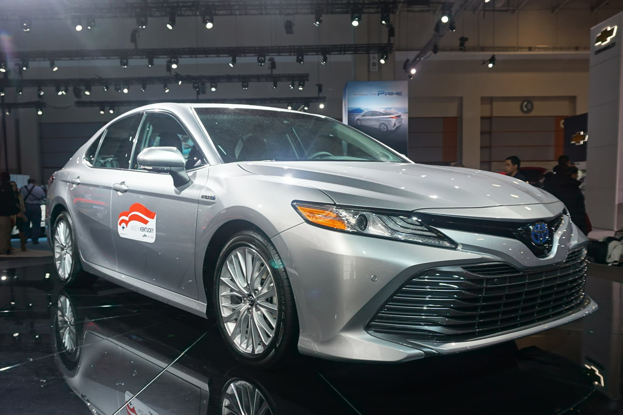 8 Toyota Camry 2018 Wallpapers Hd