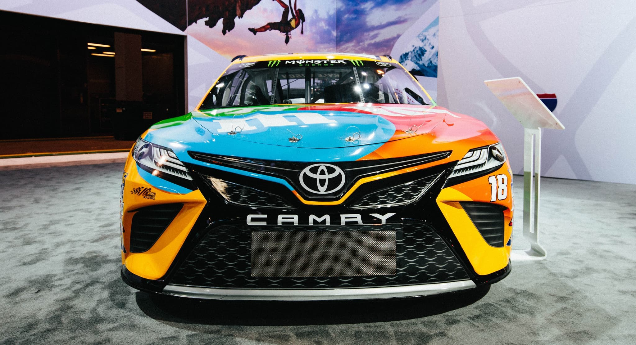 2018 Toyota Camry in high quality