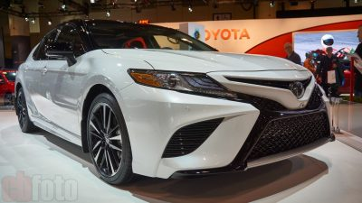 2018 Toyota Camry wallpapers
