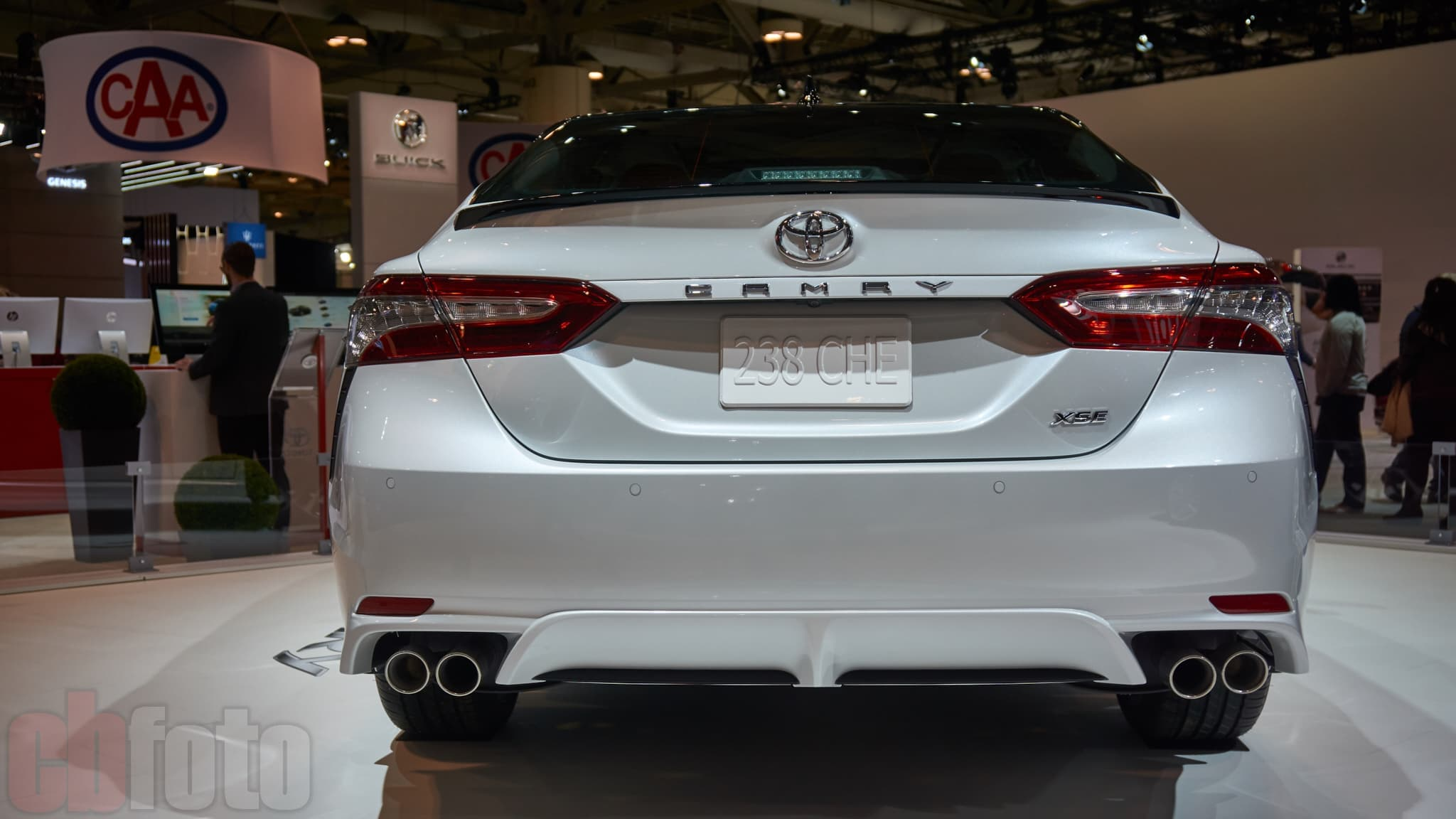 2018 Toyota Camry in high resolution