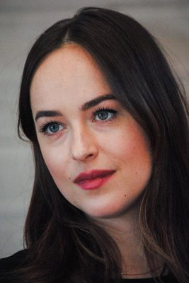 Dakota Mayi Johnson makeup