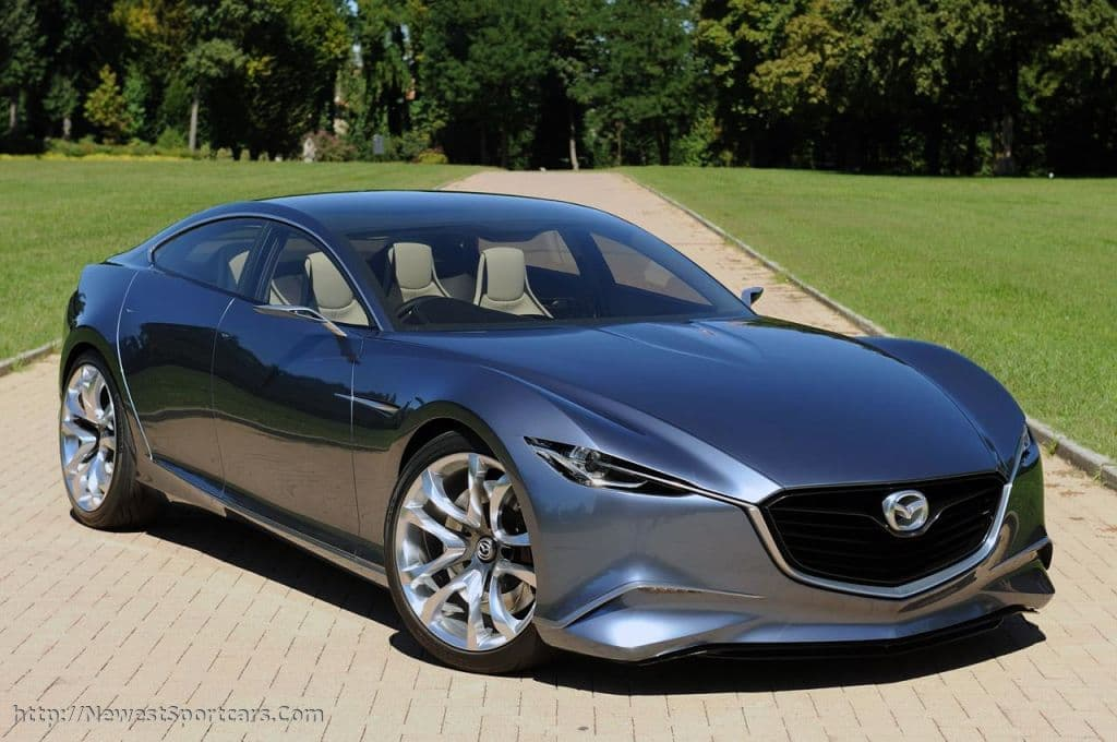 10+ Mazda 6 2017 Sedan wallpapers HD