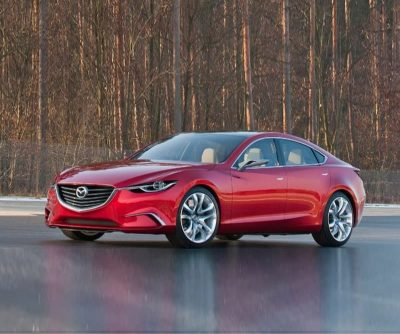 New Mazda 6 2017 Sedan in high quality