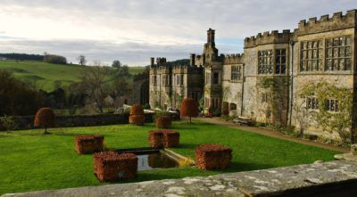 Haddon Hall (Bakewell) – Castle