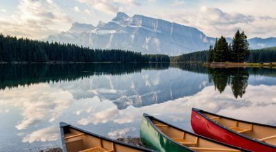 Banff national park (Canada) – amazing lake and mountains