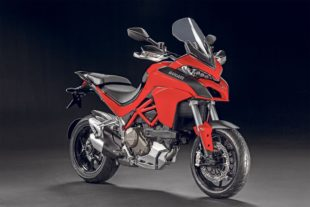 2018 red Ducati Multistrada 1260 02