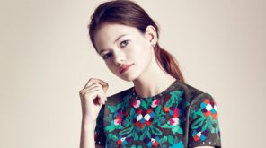 Mackenzie Foy HD wallpaper