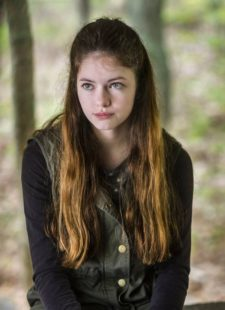pictured Mackenzie Foy