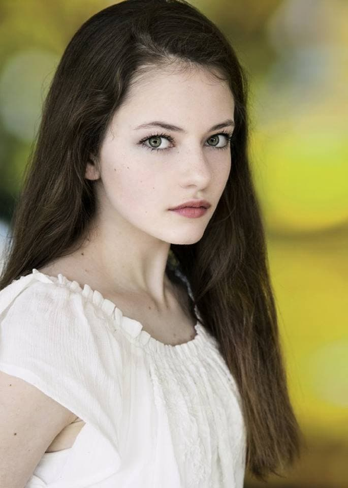 Mackenzie Foy from The Little Prince