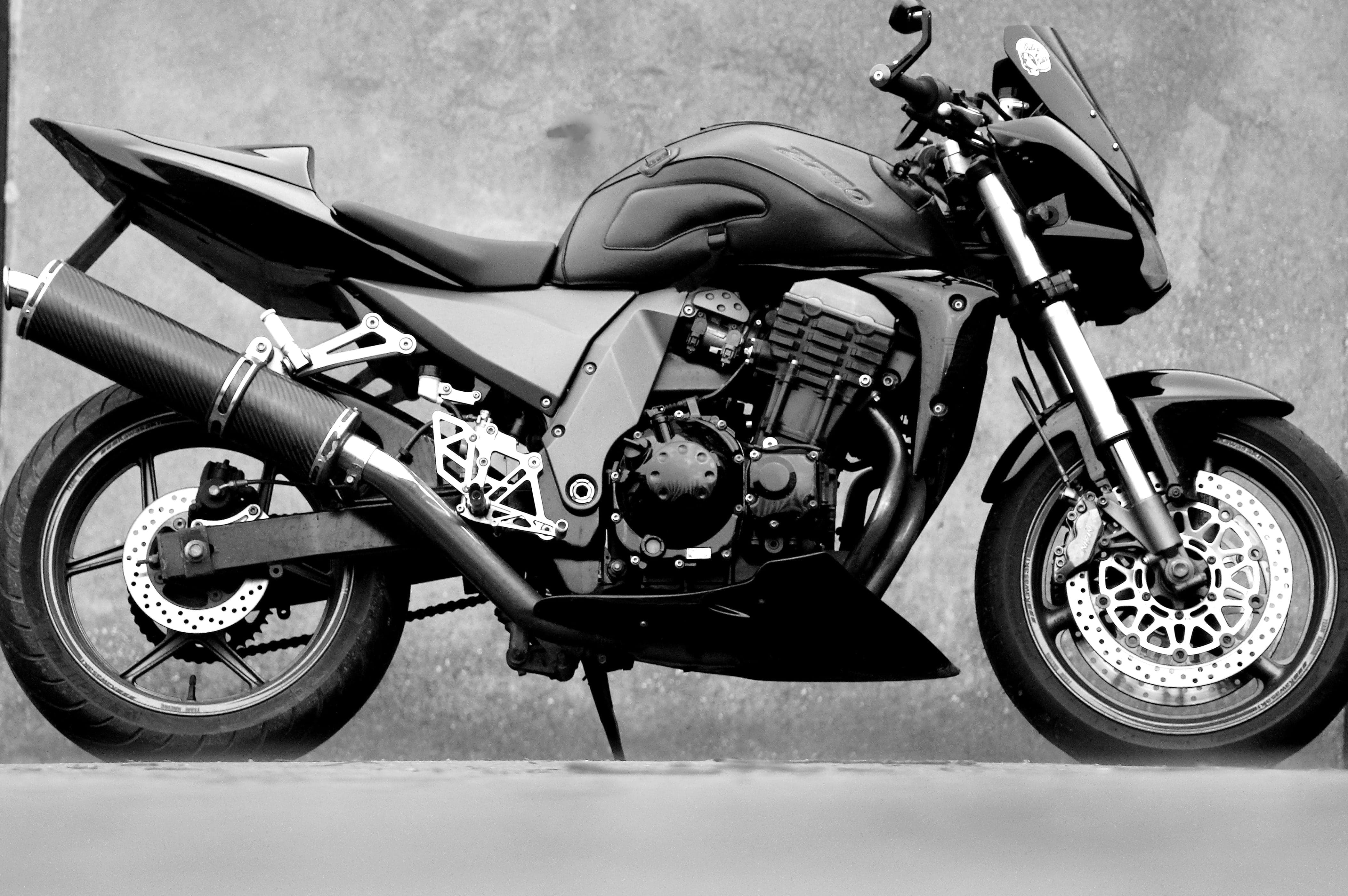 20+ Kawasaki Z750 Wallpapers HD