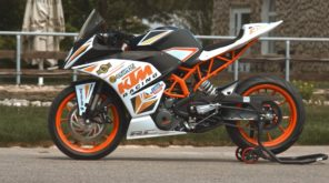 2017 KTM RC390 R for desktop